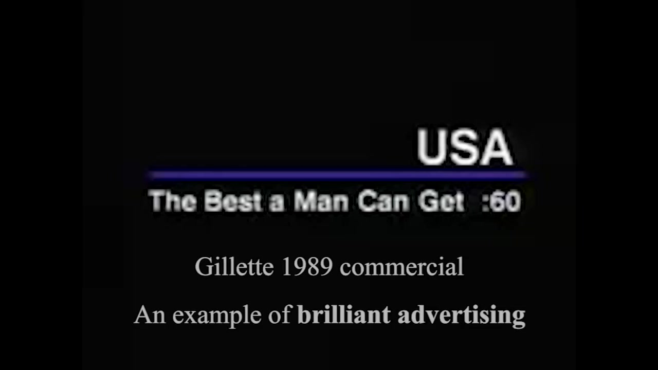 The Gillette Advertisement Controversy